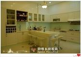 【系統家具】廚房中島吧檯