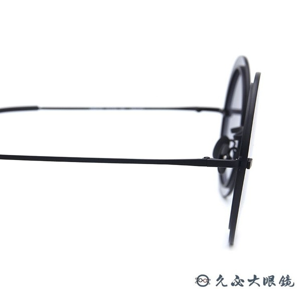 SPEKTRE 太陽眼鏡 NARCISO (霧黑) 圓框 墨鏡 久必大眼鏡