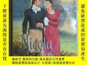 二手書博民逛書店Nicola罕見and the Viscount6583 英文原