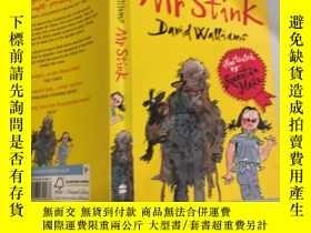 二手書博民逛書店Mr罕見stink:stink 先 生。Y200392
