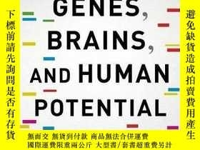 二手書博民逛書店Genes,罕見Brains, And Human PotentialY256260 Ken Richards