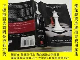 二手書博民逛書店breaking罕見dawn(破曉)外文版Y200392