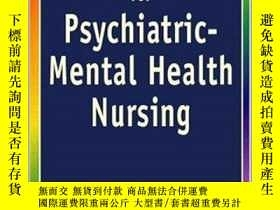 二手書博民逛書店Clinical罕見Companion For Psychiatric-mental Health Nursing
