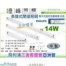 【層板燈】T5 電子式.14W 鋁支架層...