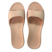 HOLA EVA柔軟室內拖鞋 粉橘M