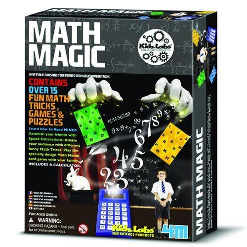 《4M》Math Magic 數學魔術師