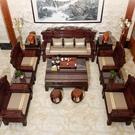 坐墊 紅木沙發坐墊實木家具羅漢床墊飄窗太師椅高彈防滑加厚定制可拆洗