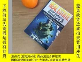 二手書博民逛書店real罕見estate:30 best strategies