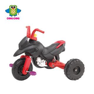 親親 彈力摩托車 (黑)