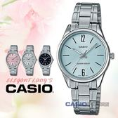 CASIO卡西歐 手錶專賣店 LTP-V005D-2B 簡約石英錶 礦物玻璃鏡面 不鏽鋼錶殼錶帶