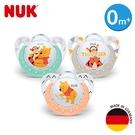 德國NUK-迪士尼安睡型矽膠安撫奶嘴-初生型0m+(花色隨機)