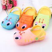 夏韓版1歲半2-3-4歲嬰兒鞋小孩拖鞋兒童涼鞋男女卡通女寶寶公主鞋