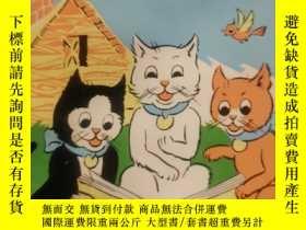 二手書博民逛書店The罕見Three Conceited KittensY207212 嚴文井 外文出版社 出版1979