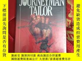 二手書博民逛書店【罕見】the journeyman tailor【精裝】【英文