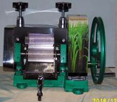 甘蔗機不銹鋼手搖甘蔗機 手動甘蔗生姜榨汁機  創想數位DF