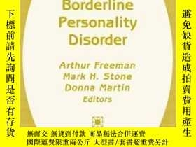 二手書博民逛書店Comparative罕見Treatments For Borderline Personality Disord