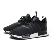 ADIDAS 休閒鞋 NMD R1 C 黑白 襪套式 BOOST底 緩震 中童(布魯克林) FW0415