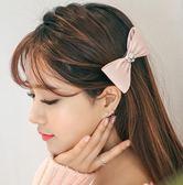 韓國個性 甜美淑女花朵弧形925純銀耳釘女氣質簡約耳環