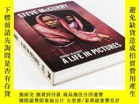 二手書博民逛書店Steve罕見McCurry A Life in Picture