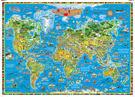 (教材王)世界印象地圖(英文版本)...