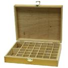 【奇奇文具】STAT NO.6 (加大)250×320mm 木質印章盒/印鑑箱/印章盒/印章箱/印章保管箱