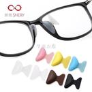 15副板材眼鏡鼻托硅膠防滑鼻墊太陽眼睛框...