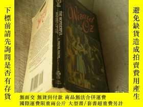 二手書博民逛書店The罕見Wonderful Wizard of Oz 奇妙的綠野仙蹤Y24295