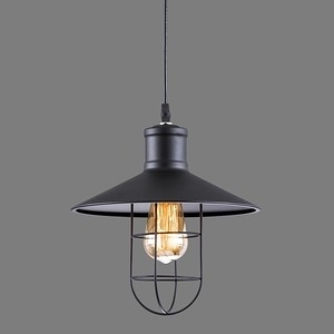 HONEY COMB 船燈單吊燈送LED工業風燈泡BL-91692