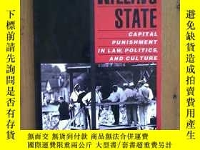 二手書博民逛書店The罕見Killing State: Capital Puni