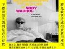 二手書博民逛書店The罕見Autobiography And Sex Life Of Andy WarholY256260 J
