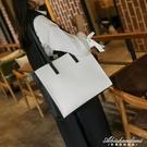 2020流行包包高級感女包新款時尚百搭手提包大容量通勤公文側背包 黛尼時尚精品
