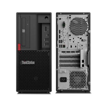 聯想 ThinkStation P330 30CYS0BF00 圖型工作站【Intel Core i7-9700 / 8GB / 1TB硬碟 / W10P / RAID 0,1,5,10】
