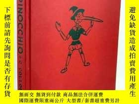 二手書博民逛書店Pinocchio罕見The Story of a Puppet