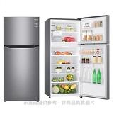 【南紡購物中心】LG樂金【GN-BL418SV】393公升雙門冰箱