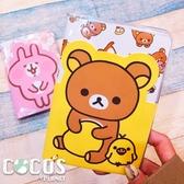 正版 拉拉熊 SAN-X 懶懶熊 護照夾 護照套 收納套 COCOS DY097