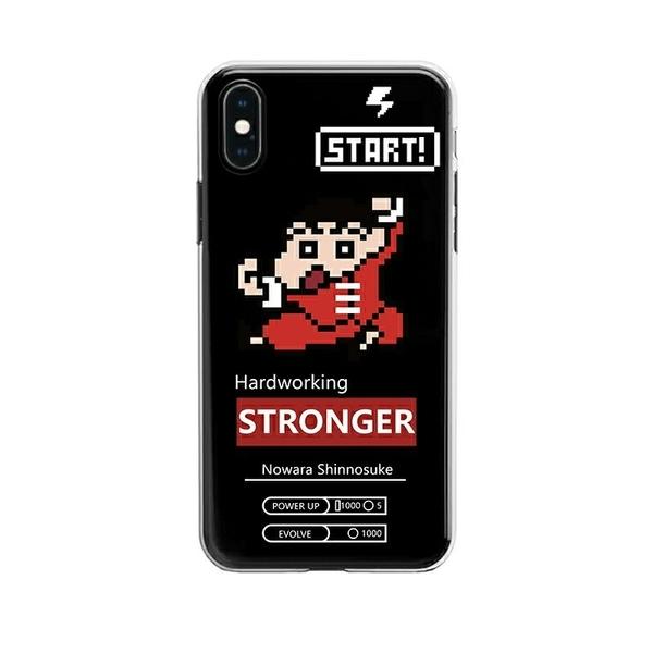 各品牌型號 手機殼訂製 iPhone×Samsung×OPPO×華為×小米 功夫蠟筆小新