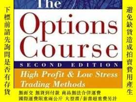 二手書博民逛書店The罕見Options Course Second EditionY256260 George A. Fon
