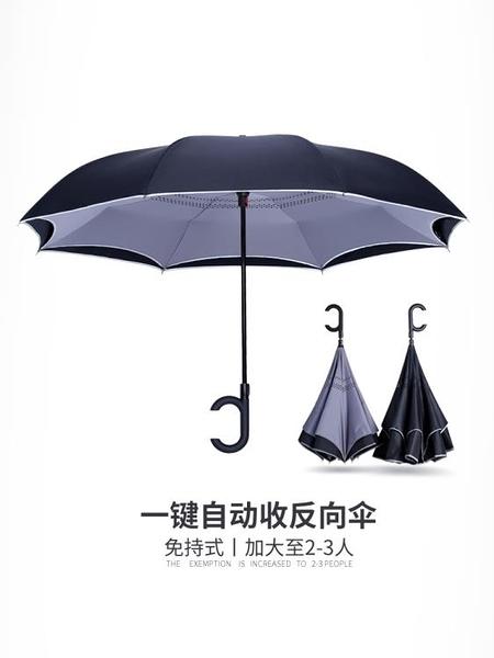 免持式雨傘反向傘