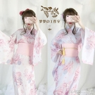 和服 原創設計改良和服套裝日系 和風櫻花...
