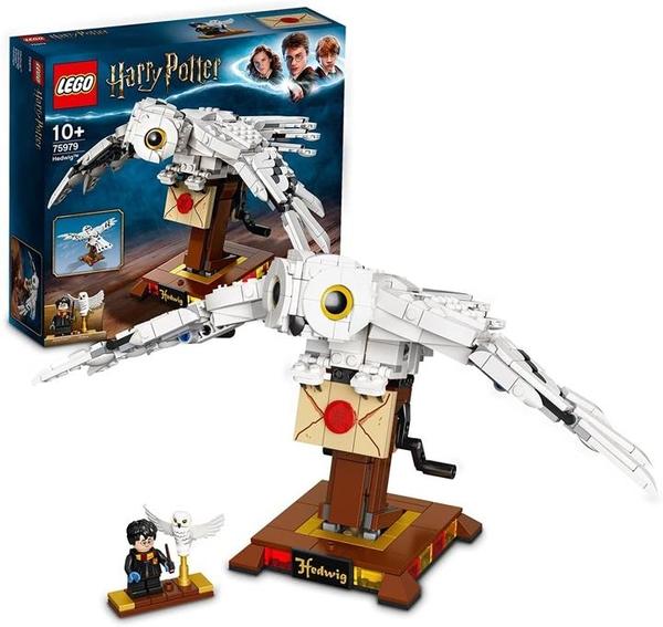 LEGO 樂高 哈利·波特 海德薇 玩具 75979