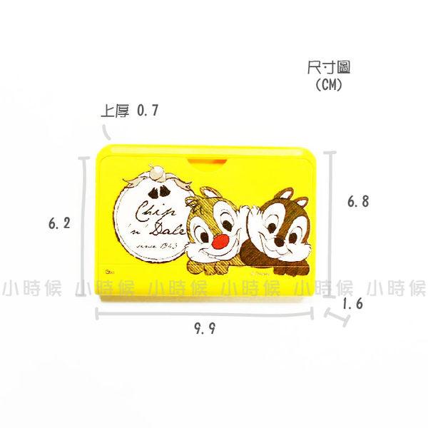 ☆小時候創意屋☆迪士尼 正版授權 素描 米妮 名片夾 名片盒 手機座 桌上型 名片座 卡片收納盒