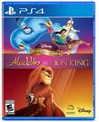 PS4 迪士尼經典遊戲 阿拉丁和獅子王 英文版 預購11/1
