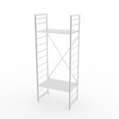 組 - 特力屋萊特 組合式層架 白框/白板色 60x40x158cm
