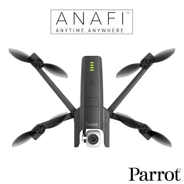 Parrot ANAFI 4K HDR 空拍機/無人機-正成公司貨