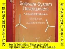二手書博民逛書店Software罕見System Development (16
