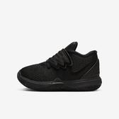 Nike Kyrie 5 TD [AQ2459-016] 小童鞋 籃球 運動 休閒 舒適 柔軟 輕量 包覆 穿搭 黑白