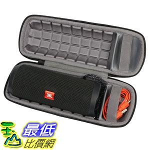 [107美國直購] Hard Carrying Travel Case for JBL Flip 3 4 Waterproof Portable Bluetooth Speaker