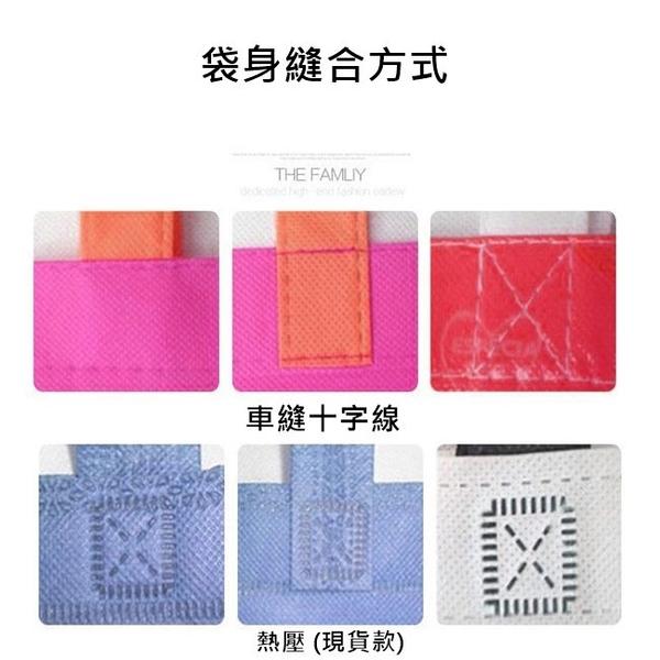 客製化 不織布提袋 無紡布袋 LOGO(小號)有底有側袋 環保袋 手提袋 購物袋 禮贈品 背袋【塔克】