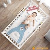 隔尿墊嬰兒用品防水透氣可洗大號水洗月經姨媽床墊夏天表純棉隔夜【小橘子】