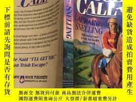 二手書博民逛書店CLOSE罕見CALL LAURAINE SNELLING 英文